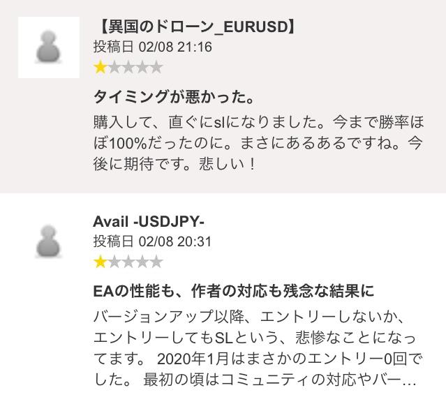 FX自動売買ツール雷神EAの口コミ