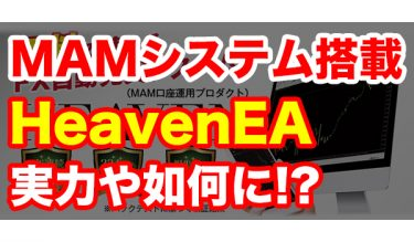 FX自動売買システム「Heaven(ヘブン)」について解説!注意点や口コミを公開!